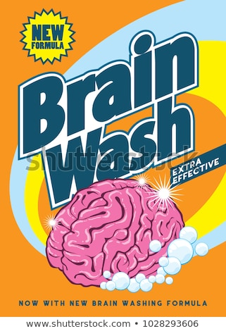Brain washing. Stock photo © Fisher