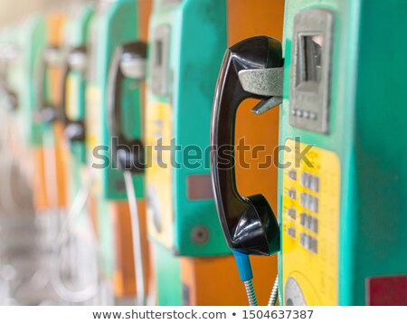 coin telephone stock photo © nneirda