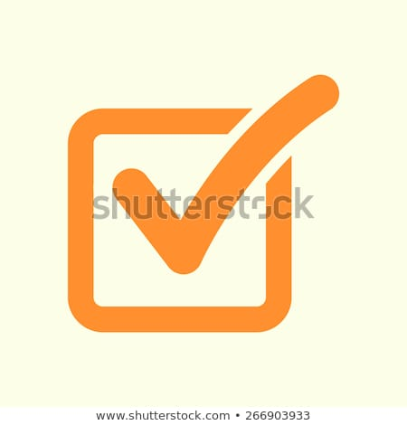 Verificare finestra eps 10 business segno Foto d'archivio © ayaxmr