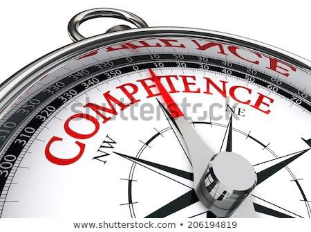 compass on white background comfort concept stock photo © make