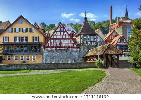 Schwabisch Hall,Germany Stock photo © borisb17
