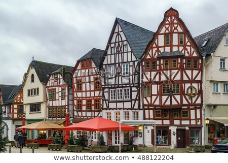 street in Limburg, Germany Stock photo © borisb17