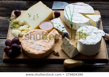 French cheese Stock photo © phbcz