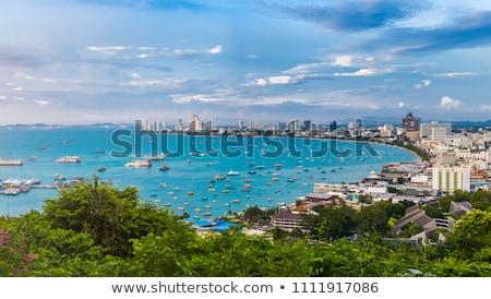 Pattaya Gulf Stock photo © bloodua