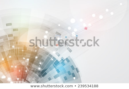 Industrial design abstract concept vector illustration. Stock photo © RAStudio