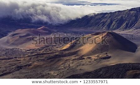 クレーター ハワイ ビッグ 島 自然 ストックフォト © wildnerdpix