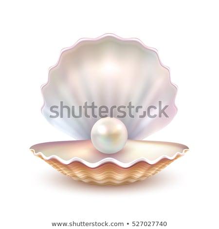 Artificial pearls Stock photo © pzaxe