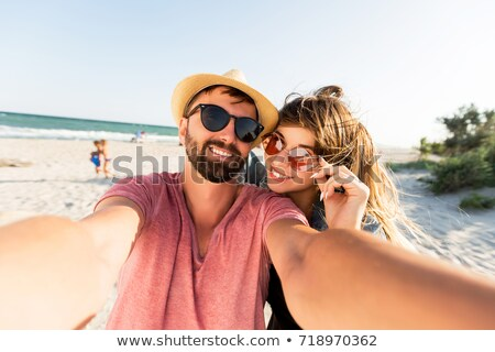Couple on tropical holiday stock photo © photography33