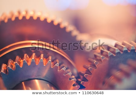 Abstract industrial object. Stock photo © linfernum