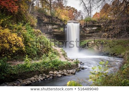 Minnehaha Falls stock photo © wolterk
