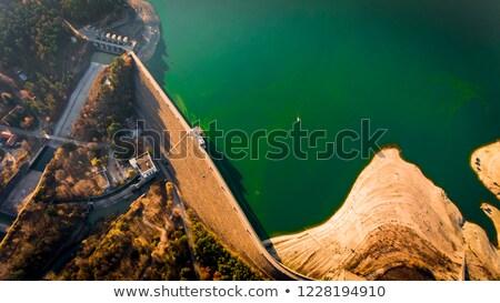 Dramatisch wolken zuidelijk Bulgarije natuur berg Stockfoto © oorka