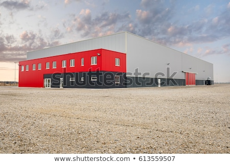 Outdoor warehouse Stock photo © gemenacom