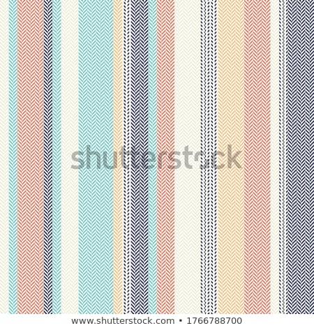 Turquesa abstrato grade padrão têxtil Foto stock © MiroNovak