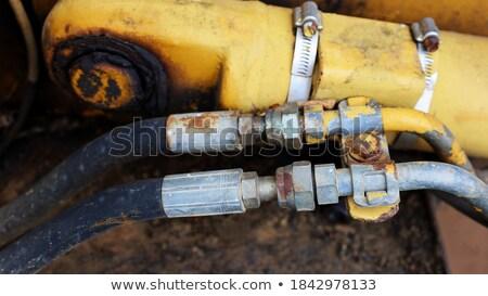 metal hoses Stock photo © SRNR