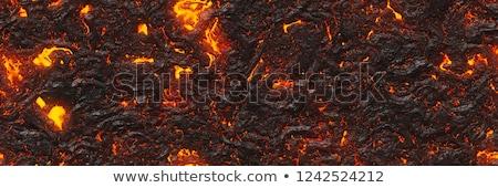 textúra · vulkáni · Montana · Tenerife · Kanári-szigetek · természet - stock fotó © amok