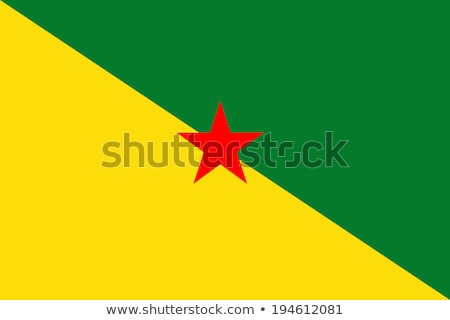 France and French Guiana Flags Stock photo © Istanbul2009