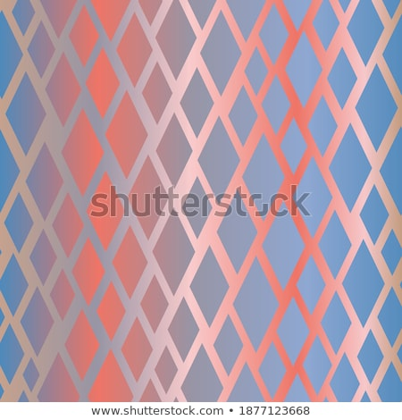Bright multicolored diagonal grid lines abstract pattern. Stock photo © latent