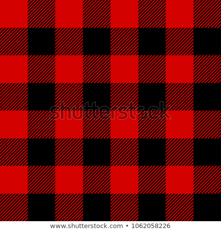 Checkered plaid shirt pattern texture Stock photo © stevanovicigor