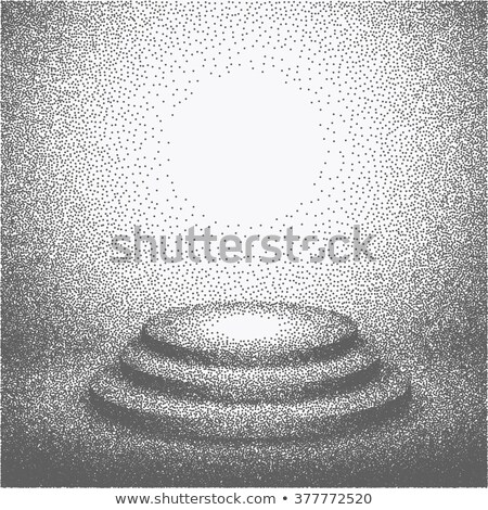 Estúdio pódio meio-tom abstrato branco Foto stock © SArts