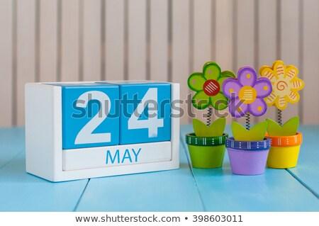 24th May Stock photo © Oakozhan