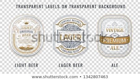 vector original brand golden label design stock photo © sarts