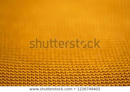 élégante · gris · tricoté · coton · tissu · texture - photo stock © imaster