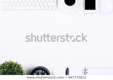 Electrónico dispositivo planta superficie Foto stock © wavebreak_media