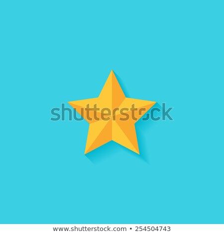 stylish five star rating concept design Stock photo © SArts