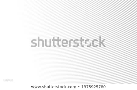 Soyut hatları tasarım şablonu arka plan tanıtım yaratıcı Stok fotoğraf © SArts