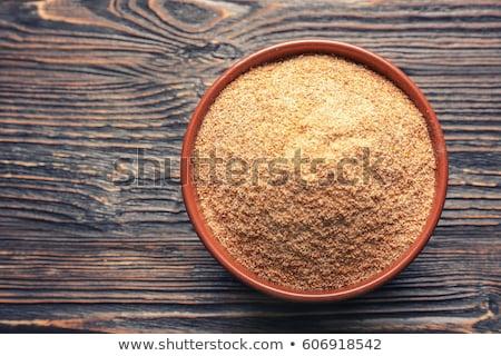Pile of breadcrumbs Stock photo © Digifoodstock