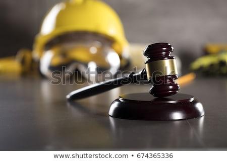 Labor Law Stock photo © Mazirama