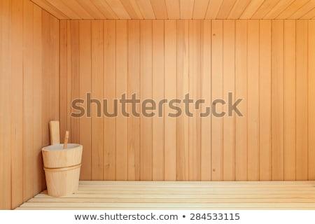 Bath house sauna Stock photo © netkov1