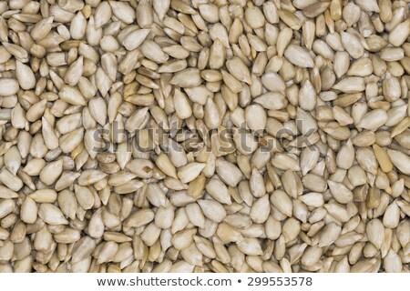 Bulk Sunflower Seeds Stock photo © SimpleFoto