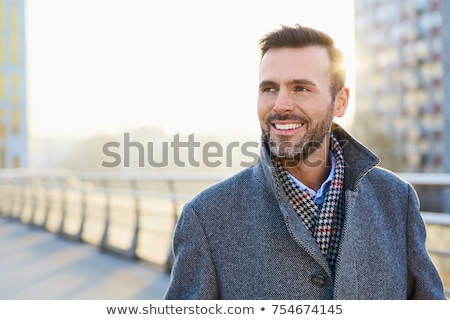 Portrait of a man on a sunny day Stock photo © photography33