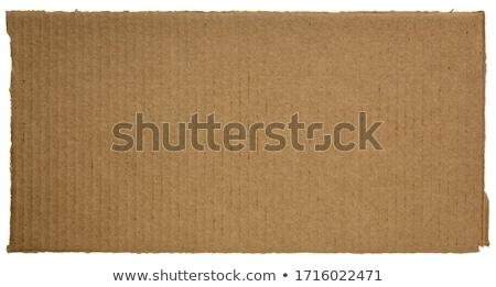 rectangular corrugation stock photo © bobkeenan