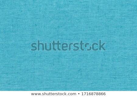 Niebieski obrus ilustracja biały projektu świetle Zdjęcia stock © dvarg