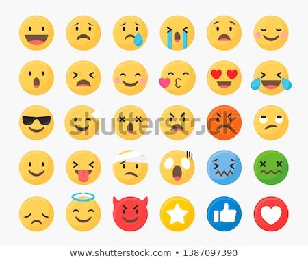 Mixed emotions Stock photo © georgemuresan
