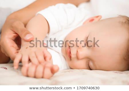 счастливым мало ребенка изолированный белый улыбка Сток-фото © cookelma