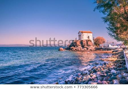 Church of Panagia Gorgona Stock photo © suerob