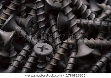 çerçeve · siyah · arka · plan · çelik · stüdyo · araç - stok fotoğraf © denisnata