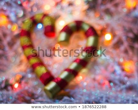 cukorka · valentin · nap · édes · piros · izolált · fehér - stock fotó © devon