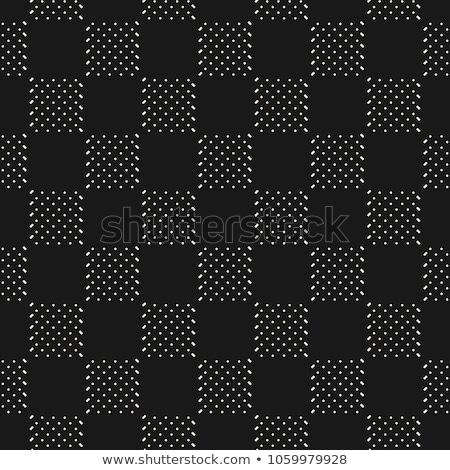 Linha retângulo formas sem costura vetor Foto stock © yopixart