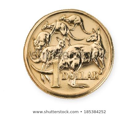 argento · monete · texture · piastrelle · pattern - foto d'archivio © kitch