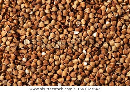 Stockfoto: Vorm · textuur · macro · gezonde · zaden · natuurlijke