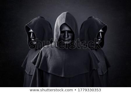 hooded figure Stock photo © sirylok