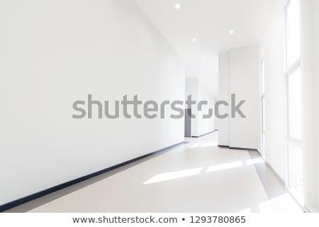 現代建築 アーキテクチャ オフィス 建物 抽象的な 光 ストックフォト © haiderazim