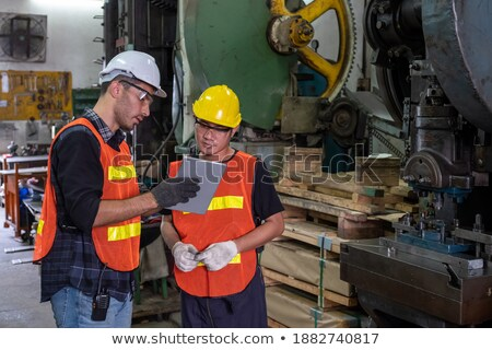 Two scientists hard at work Stock photo © photography33