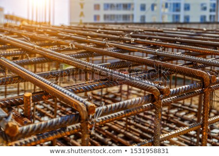 Rebar Stock photo © njnightsky