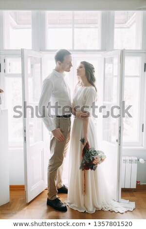 amor · gancho · romântico · sedução - foto stock © konradbak