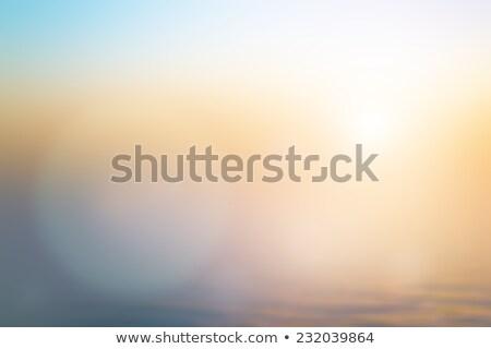 Zamazany niebo fale streszczenie mieszanka linie Zdjęcia stock © Zebra-Finch